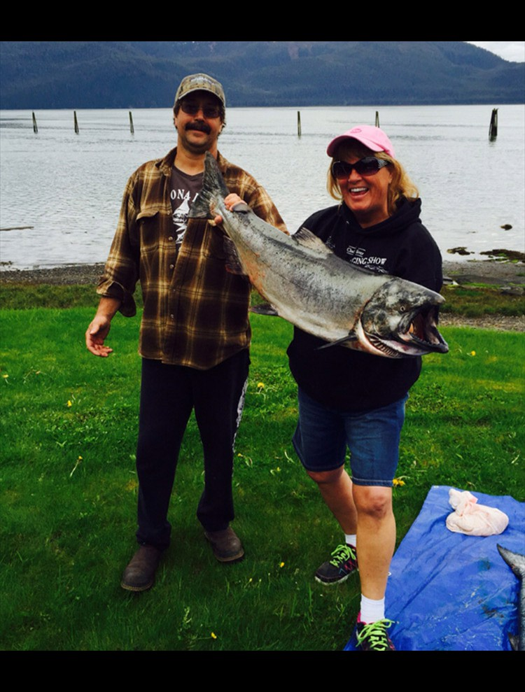 Fishing with all in charters wrangell alaska for Captain al fishing